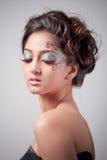 fantazi makeup Obrazy Stock