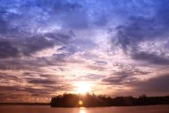 Fantazi niebo Zdjęcie Royalty Free