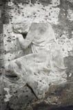 Fantazi statua Obrazy Royalty Free