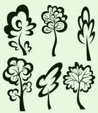 fantazj drzewa Obrazy Royalty Free