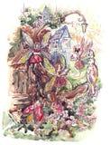 fantazja ilustracja wektor