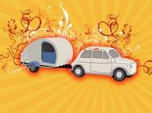 fantazja campingowa Obrazy Royalty Free