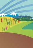 fantazja krajobraz zdjęcie royalty free