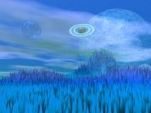Fantazja krajobraz Fotografia Stock