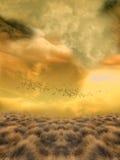Fantazja krajobraz Zdjęcie Stock