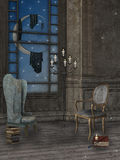 Fantazja pokój Fotografia Stock