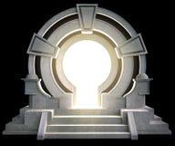 Fantazja portal Zdjęcie Royalty Free