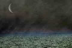Fantazja zmrok na odległej planecie Zdjęcie Stock