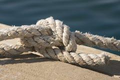 In fante di marina Fotografia Stock Libera da Diritti