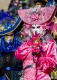 Fantoche cor-de-rosa Imagens de Stock Royalty Free