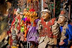 Fantoche da boneca Imagem de Stock Royalty Free