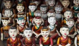 Fantoches da água de Vietname Imagem de Stock
