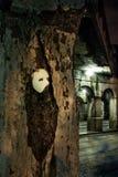 fantom för maskeringsmaskeradopera Arkivfoto