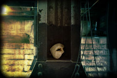 fantom för maskeringsmaskeradopera Royaltyfria Foton