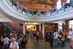 Fanueil Hall, Boston Photo stock