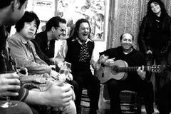 Fany flamenco Stock Photography