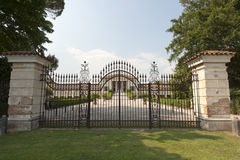 Fanzolo (Trévise, Vénétie, Italie) - villa Emo photographie stock libre de droits