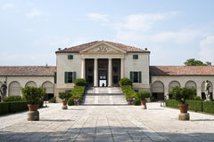 Fanzolo (Treviso, Veneto, Italy) - Villa Emo Stock Photography