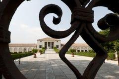 Fanzolo (Veneto, Italy) - Villa Emo Royalty Free Stock Image