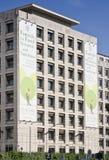 FAO-Hauptquartier, Rom, Italien Stockfotografie