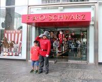 FAO Schwarz Stock Image
