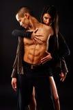 Façonnez les couples Photo libre de droits