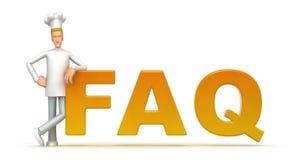 FAQ Imagenes de archivo