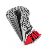 faq longly ilustracji