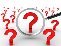 FAQ search Stock Images