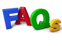 FAQs Stock Images