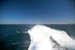 Far cruise Royalty Free Stock Photos