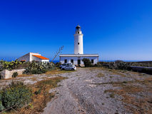 Far de la Mola, Formentera Stock Images