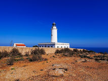 Far de la Mola, Formentera Stock Photography