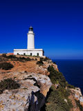 Far de la Mola, Formentera Royalty Free Stock Photos