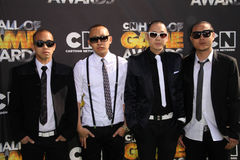 Far East Movement Royalty Free Stock Photo