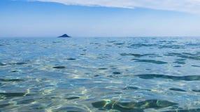 Far island Royalty Free Stock Image