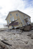 Far Rockaway after Hurricane Sandy Royalty Free Stock Photos