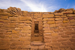 Far View Community ruins at Mesa Verde National Park. Stock Image