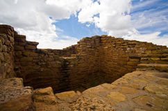 Far View Community ruins at Mesa Verde National Park. Royalty Free Stock Photos