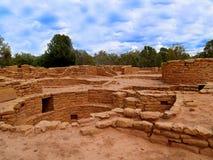 Far View House—Mesa Verde. Ruins of Far View House in Mesa Verde National Park, Colorado Stock Image