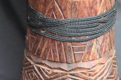 Djembe Rope Far royalty free stock photos