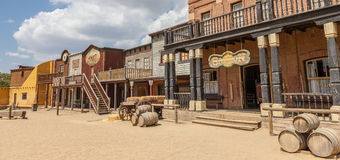 Far West Stock Images