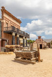 Far West Stock Image