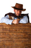 Far West Royalty Free Stock Photography