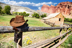 Far west spirit Stock Photos
