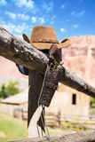 Far west spirit Stock Photo