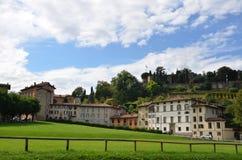 Fara, Citta Alta, Bergamo (vecchia città) Fotografia Stock Libera da Diritti