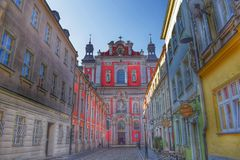 Fara Stare Miasto Imagem de Stock Royalty Free