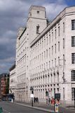 Faraday Building, London Stock Images