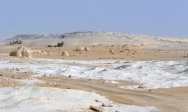Farafra in Egypt Stock Photos